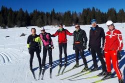 Entrainement nordique 12 janvier 2020