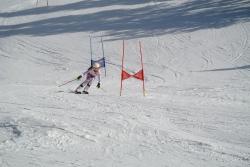 Flèche Corrençon 28 février 2020